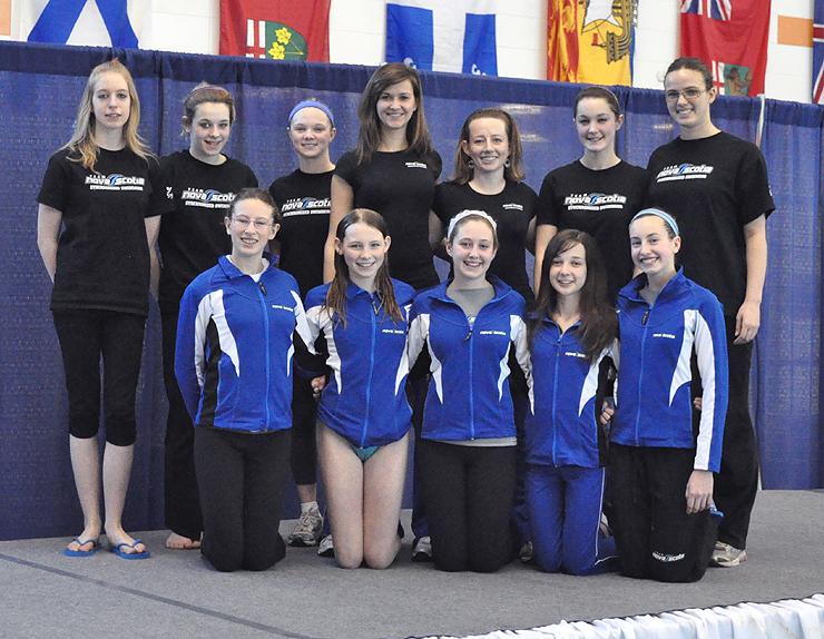 swim team essays
